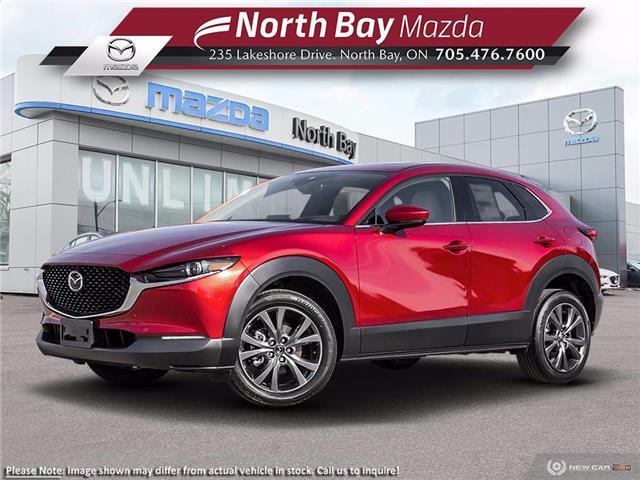 2021 Mazda CX-30 GT (Stk: 2114) in North Bay - Image 1 of 11