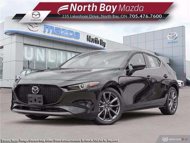 2020 Mazda Mazda3 Sport GS (Stk: 2002) in North Bay - Image 1 of 23