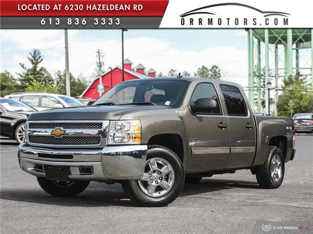 2013 Chevrolet Silverado 1500 Hybrid Base (Stk: 5591) in Stittsville - Image 1 of 27