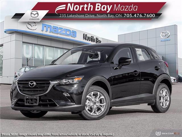 2020 Mazda CX-3 GS (Stk: 2061) in North Bay - Image 1 of 23