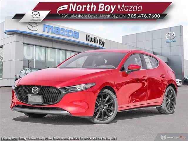 2020 Mazda Mazda3 Sport GS (Stk: 2003) in North Bay - Image 1 of 23