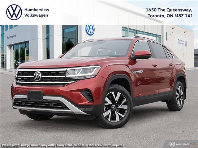 2020 Volkswagen Atlas Cross Sport 3.6 FSI Comfortline (Stk: 98051) in Toronto - Image 1 of 23