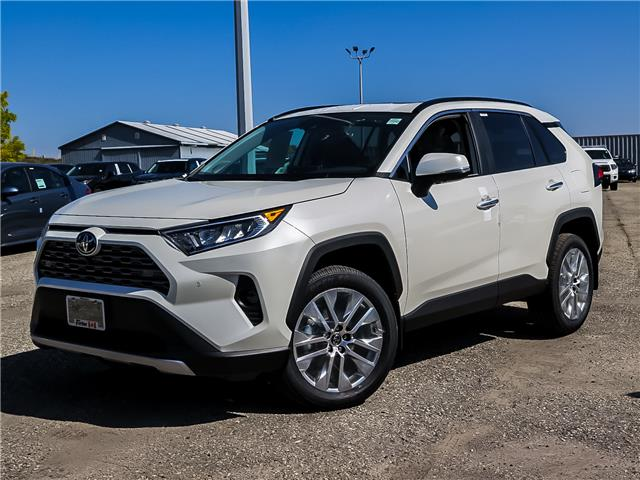 2021 Toyota RAV4 Limited (Stk: 15006) in Waterloo - Image 1 of 20