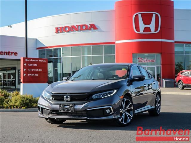 2019 Honda Civic Touring (Stk: B0678) in Ottawa - Image 1 of 28