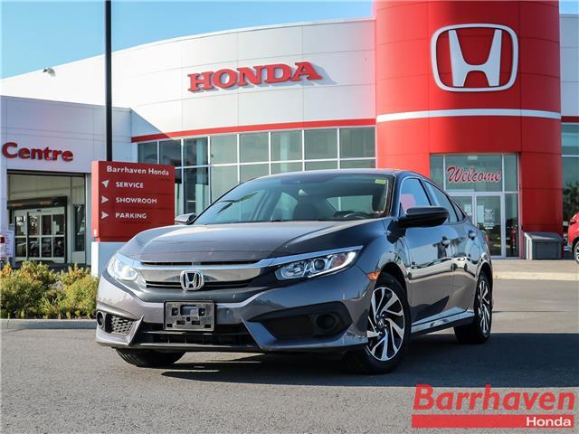 2018 Honda Civic SE (Stk: B0682) in Ottawa - Image 1 of 27