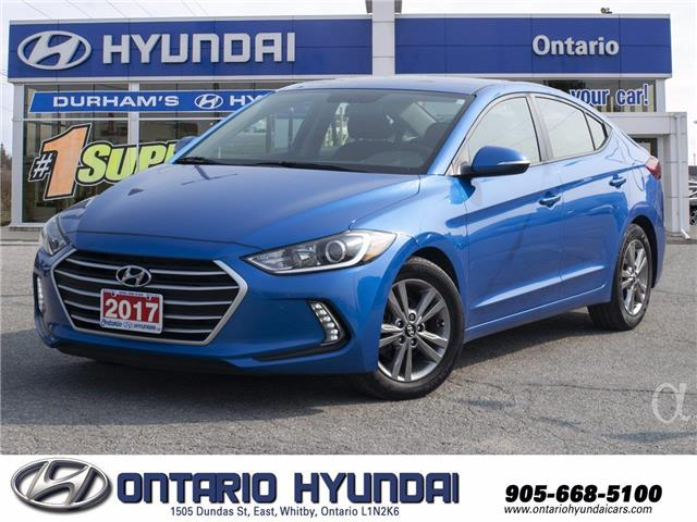 2017 Hyundai Elantra GL (Stk: 76422K) in Whitby - Image 1 of 19