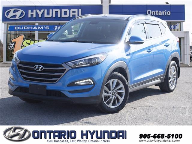 2016 Hyundai Tucson Luxury (Stk: 78432K) in Whitby - Image 1 of 21