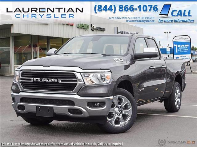 2020 RAM 1500 Big Horn (Stk: 20475) in Sudbury - Image 1 of 22