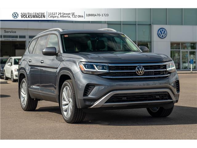 2021 Volkswagen Atlas 2.0 TSI Highline (Stk: 10047) in Calgary - Image 1 of 45