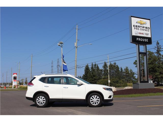 2016 Nissan Rogue  (Stk: 7379-19A) in Sault Ste. Marie - Image 1 of 7
