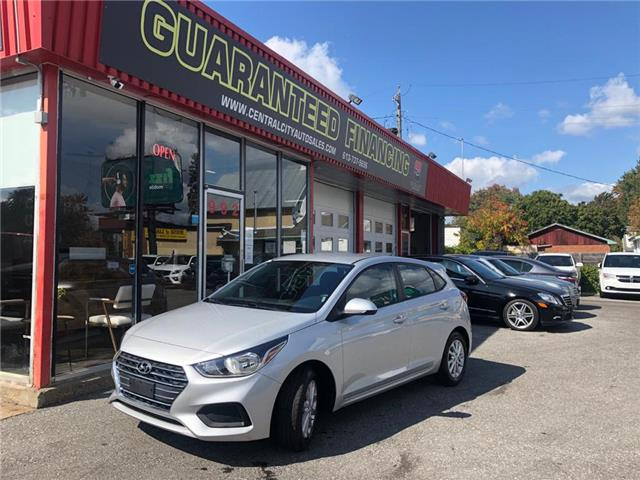 2020 Hyundai Accent Essential w/Comfort Package (Stk: C20175) in Ottawa - Image 1 of 19