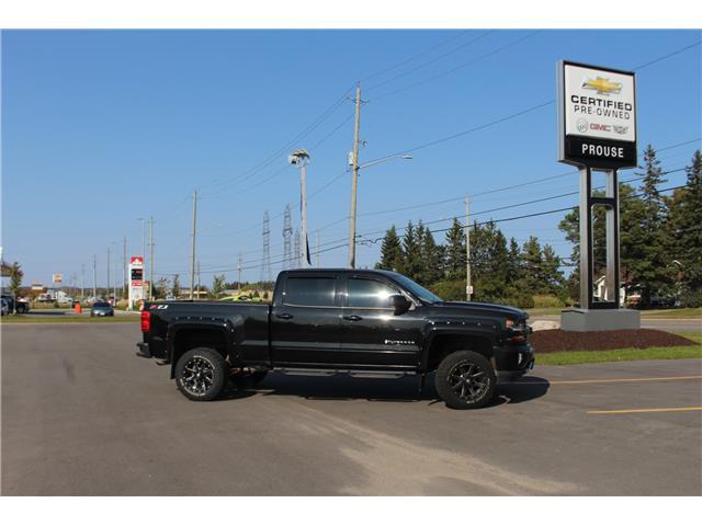 2018 Chevrolet Silverado 1500  (Stk: 8940-20A) in Sault Ste. Marie - Image 1 of 6