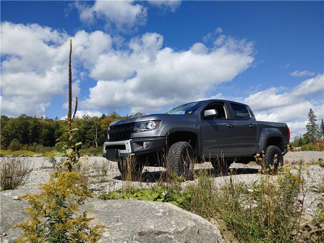 2021 Chevrolet Colorado ZR2 (Stk: 21026) in Haliburton - Image 1 of 9
