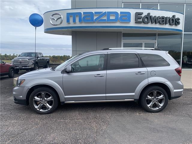 2016 Dodge Journey Crossroad (Stk: 22380) in Pembroke - Image 1 of 13