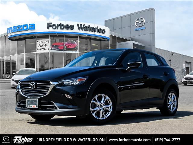 2019 Mazda CX-3 GS (Stk: W2431) in Waterloo - Image 1 of 25