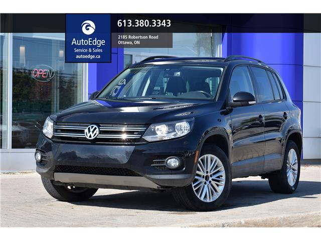 2015 Volkswagen Tiguan Special Edition (Stk: A0336) in Ottawa - Image 1 of 29
