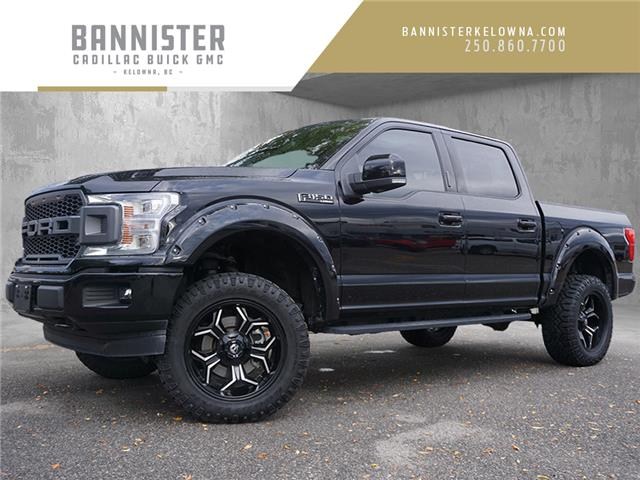 2019 Ford F-150 Lariat (Stk: 20-671A) in Kelowna - Image 1 of 21
