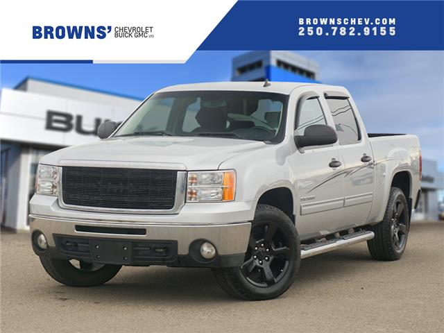 2013 GMC Sierra 1500 SLE (Stk: T20-1314AAA) in Dawson Creek - Image 1 of 15