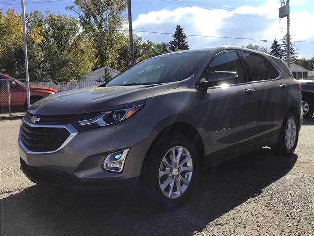 2018 Chevrolet Equinox LT (Stk: 206247) in Brooks - Image 1 of 19