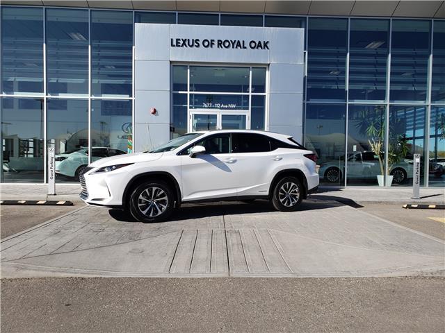 2020 Lexus RX 450h Base (Stk: L20519) in Calgary - Image 1 of 13