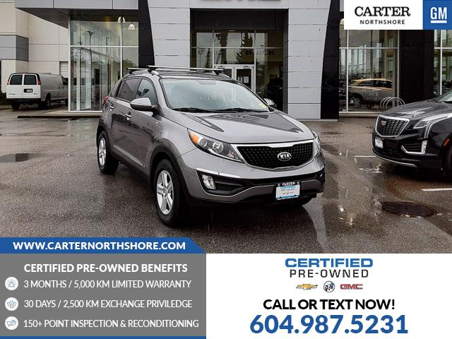 2014 Kia Sportage LX (Stk: R63511) in North Vancouver - Image 1 of 30