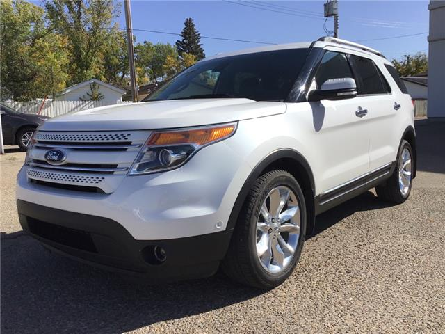 2015 Ford Explorer Limited (Stk: 221067) in Brooks - Image 1 of 21