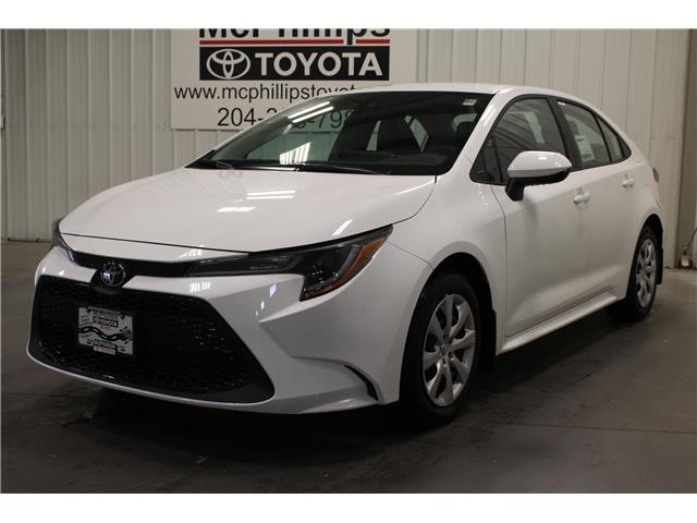 2021 Toyota Corolla LE (Stk: P150810) in Winnipeg - Image 1 of 21