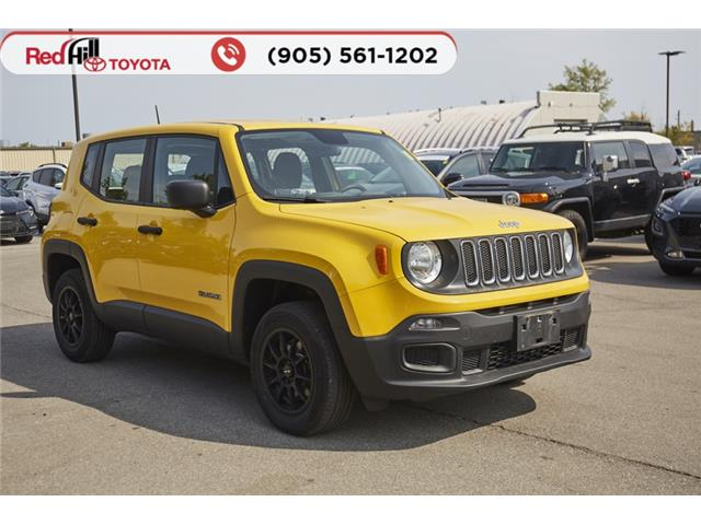 2016 Jeep Renegade  (Stk: 90042) in Hamilton - Image 1 of 8