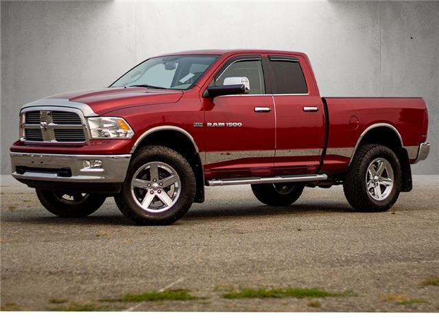 2012 RAM 1500 SLT (Stk: N07-4243A) in Chilliwack - Image 1 of 18