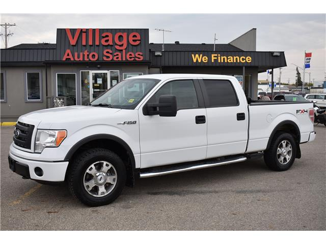 2010 Ford F-150 FX4 1FTFW1EV4AFD07270 P37984 in Saskatoon
