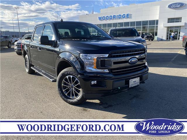 2018 Ford F-150 XLT (Stk: L-478A) in Calgary - Image 1 of 21