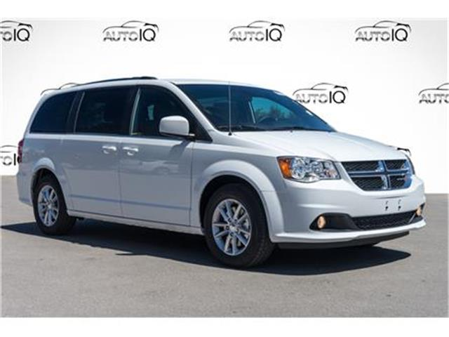 2020 Dodge Grand Caravan Premium Plus (Stk: 95876) in St. Thomas - Image 1 of 25