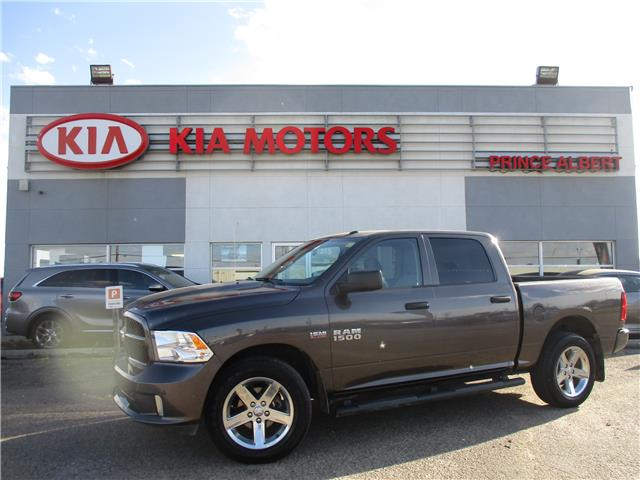 2018 RAM 1500 ST (Stk: B4181) in Prince Albert - Image 1 of 20