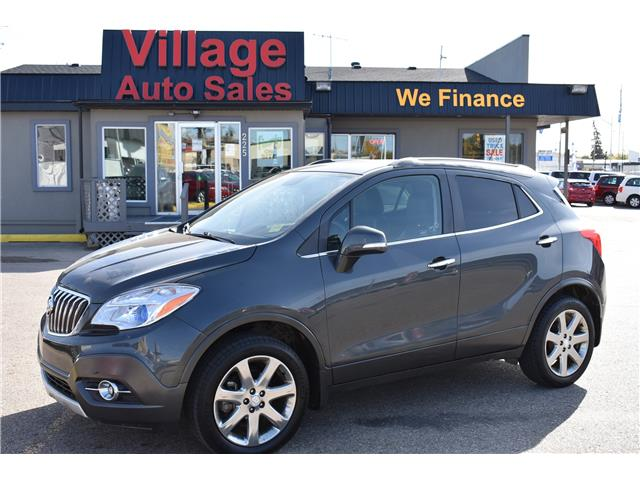 2016 Buick Encore Convenience (Stk: P38036) in Saskatoon - Image 1 of 25