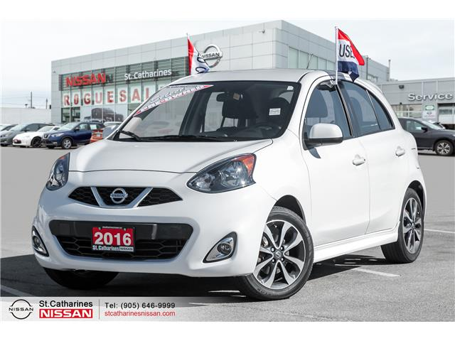 2016 Nissan Micra SR (Stk: P2773) in St. Catharines - Image 1 of 17