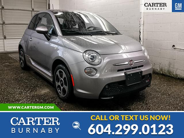 2017 Fiat 500E BASE (Stk: P9-62690) in Burnaby - Image 1 of 21