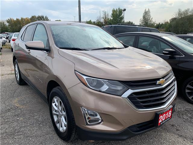 2018 Chevrolet Equinox 1LT (Stk: ) in Pickering - Image 1 of 17