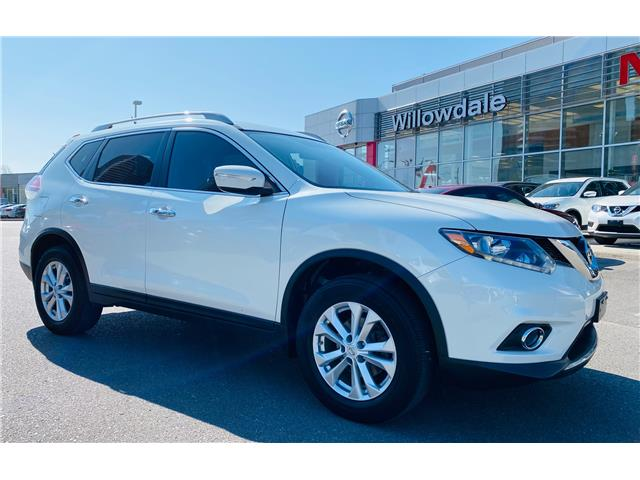 2015 Nissan Rogue SV (Stk: ) in Thornhill - Image 1 of 19