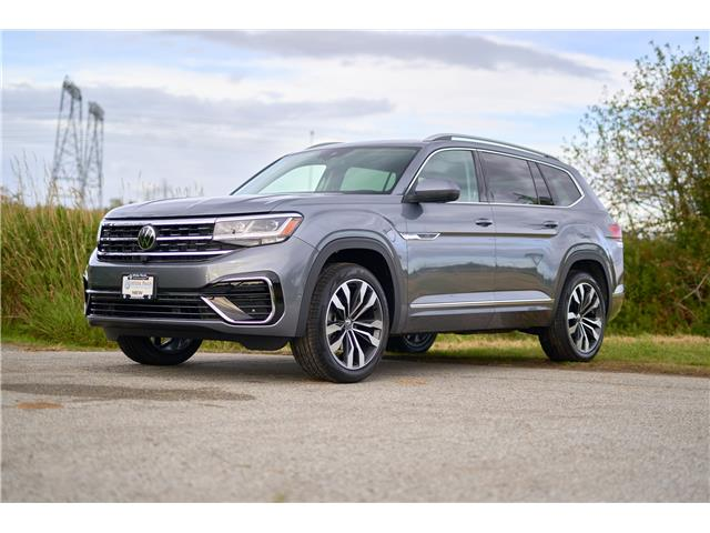 2021 Volkswagen Atlas 3.6 FSI Execline (Stk: MA517893) in Vancouver - Image 1 of 25