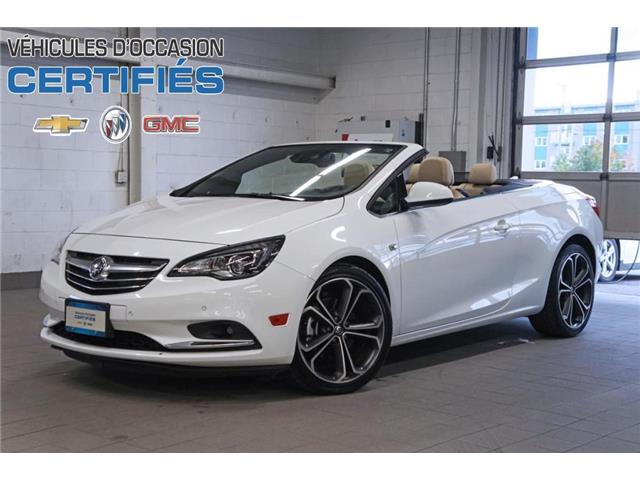 2017 Buick CASCADA Premium (Stk: LM010A) in Trois-Rivières - Image 1 of 24