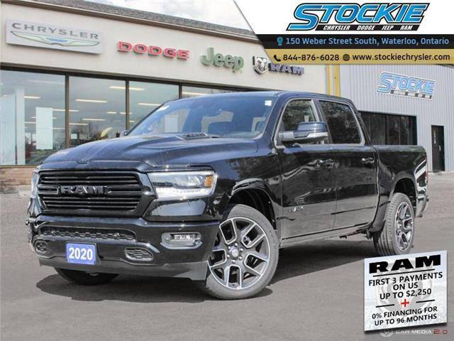 2020 RAM 1500 Rebel (Stk: 34447) in Waterloo - Image 1 of 27