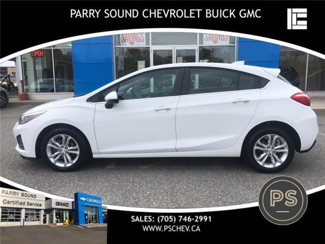 2019 Chevrolet Cruze LT (Stk: PS20-042) in Parry Sound - Image 1 of 19