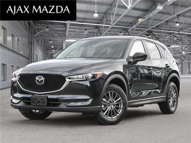 2020 Mazda CX-5 GS (Stk: 20-1009) in Ajax - Image 1 of 23