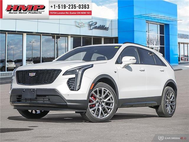 2021 Cadillac XT4 Sport (Stk: 88328) in Exeter - Image 1 of 27