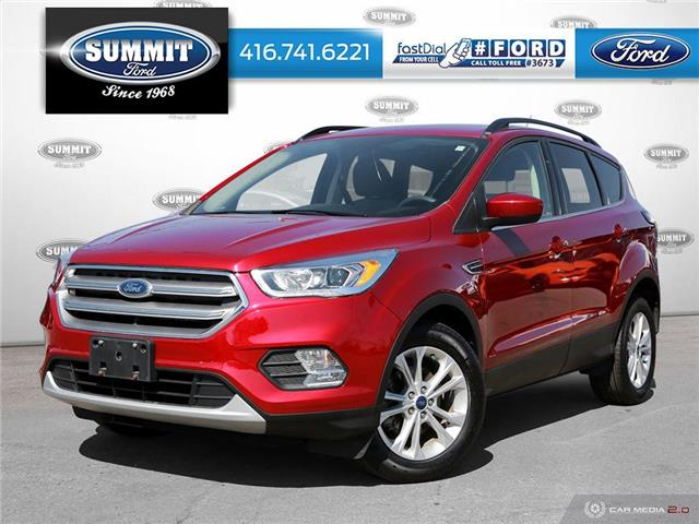 2017 Ford Escape SE (Stk: P21766) in Toronto - Image 1 of 25