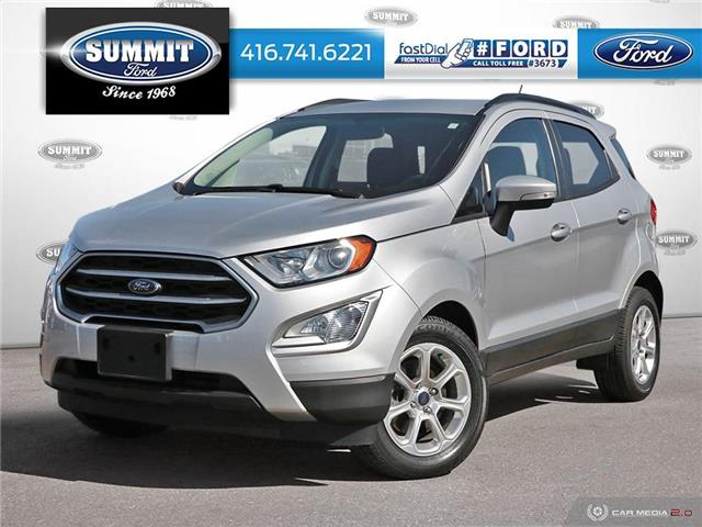 2018 Ford EcoSport SE (Stk: P21767) in Toronto - Image 1 of 25