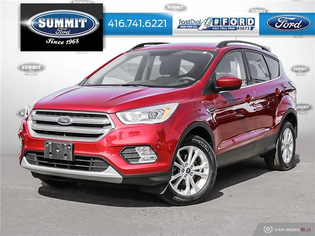 2017 Ford Escape SE (Stk: P21785) in Toronto - Image 1 of 25