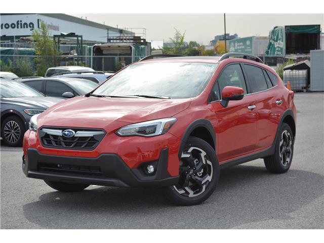2021 Subaru Crosstrek Limited (Stk: SM019) in Ottawa - Image 1 of 30