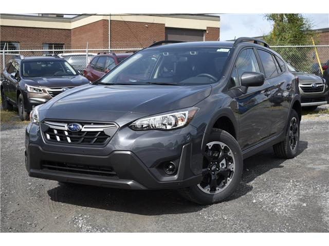 2021 Subaru Crosstrek Convenience (Stk: SM004) in Ottawa - Image 1 of 32