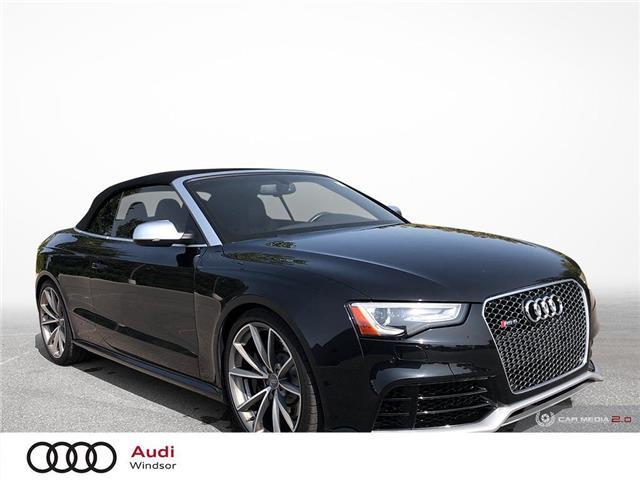 2014 Audi RS 5 4.2 (Stk: 20531) in Windsor - Image 1 of 24